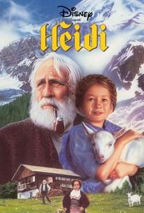 DVD Cover of Heidi (USA, 1993)